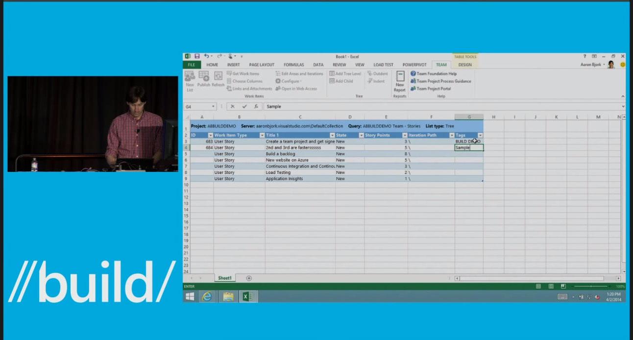 Microsoft Visual Studio Online Book1
