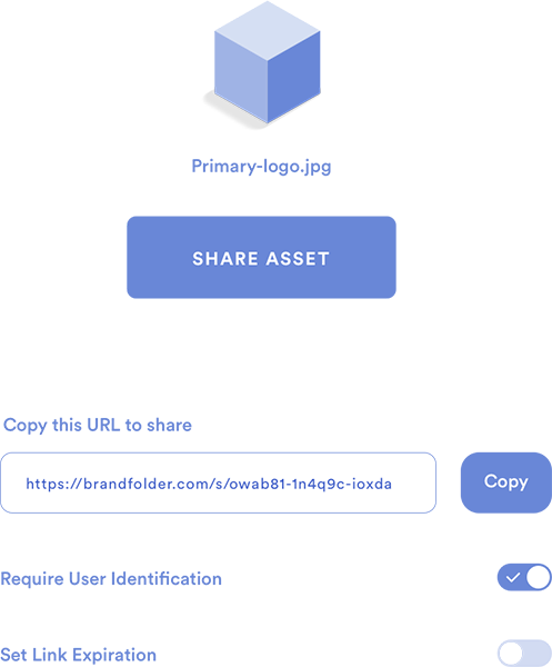 Brandfolder Software - Share assets