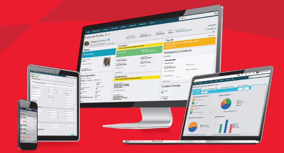ADP Workforce Now Software - 1