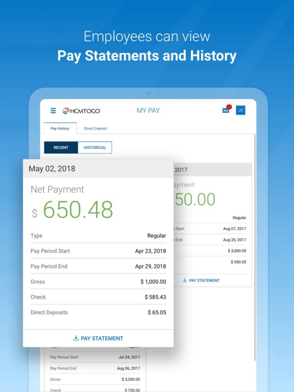 PayPro Workforce Management Logiciel - 4
