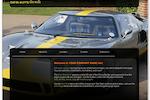Web.com screenshot: