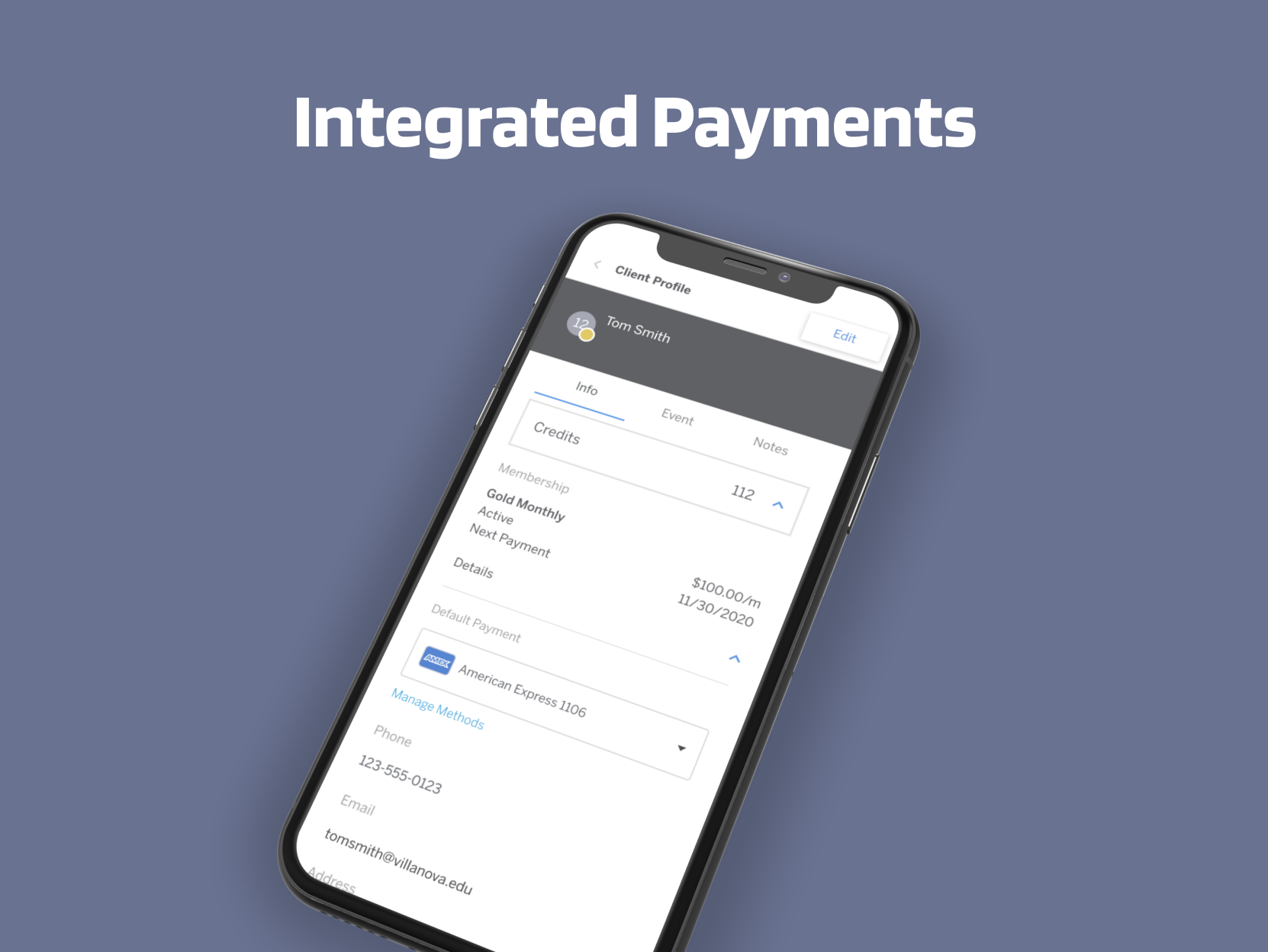 Integrated software & payments platform eliminates need to aggregate data from multiple costly sources. Take quicker action on outstanding balances with integrated payment tools.