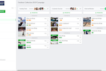 Filestage Screenshot: Create project & catalog collections for internal & external team review