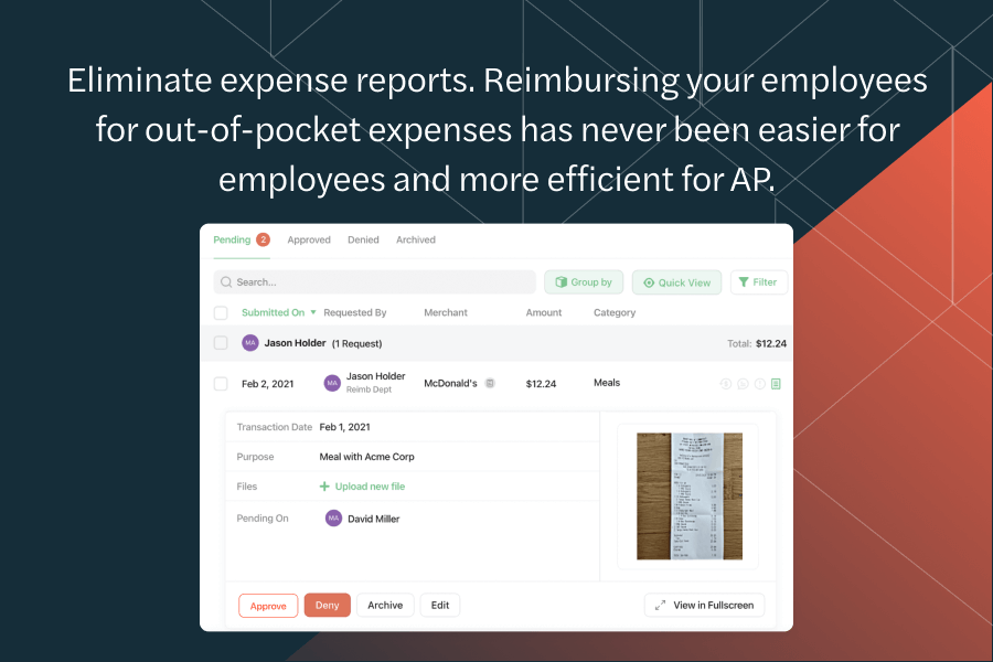 Airbase Software - Employee expense management