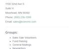 IconCMO screenshot: IconCMO Member Access Portal