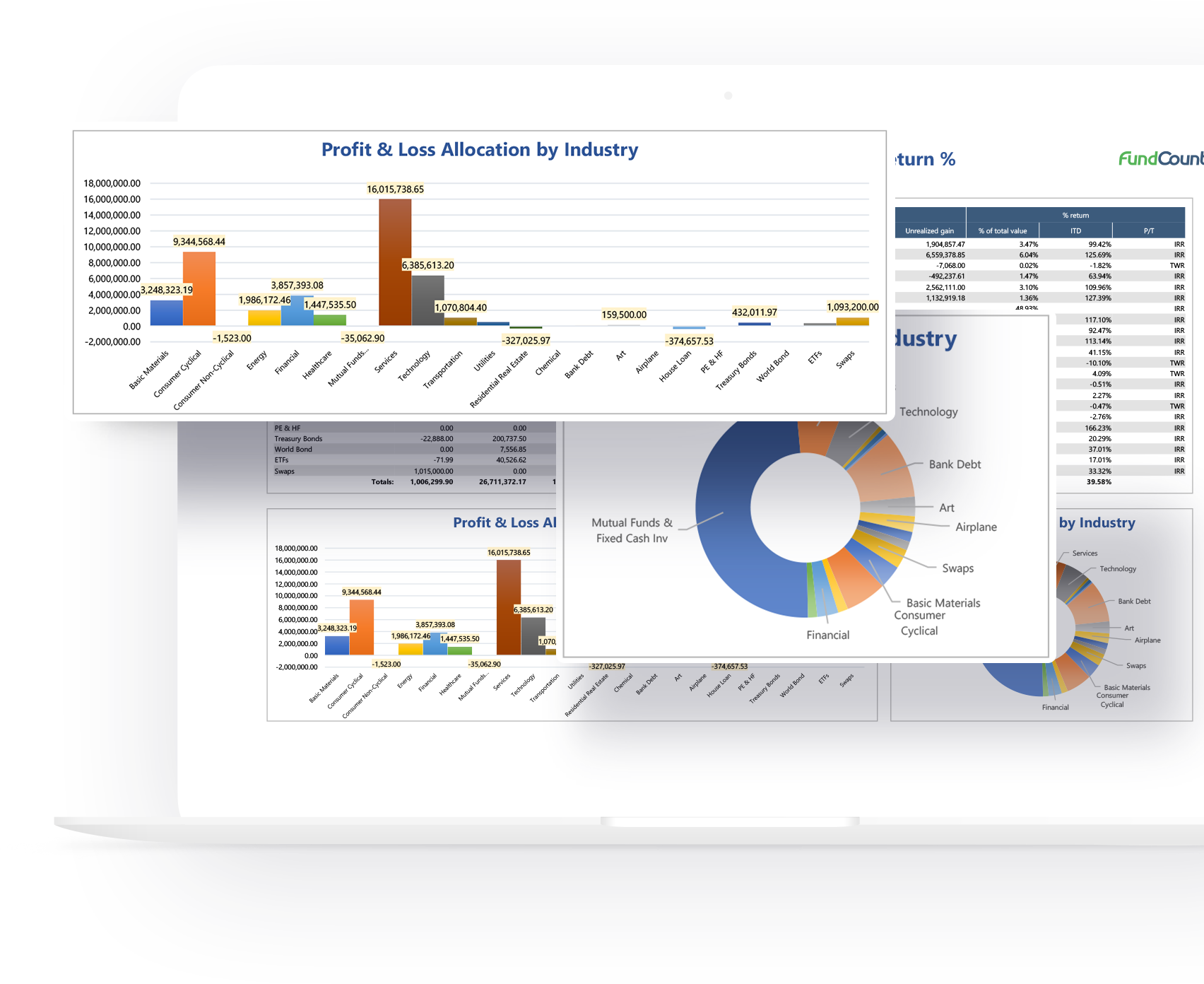 Hedge Fund accounting software doesn't need to be complicated. Get simplicity, efficiency and accuracy in one fully integrated accounting and reporting solution. Spend more time investing and less time with manual operations.
