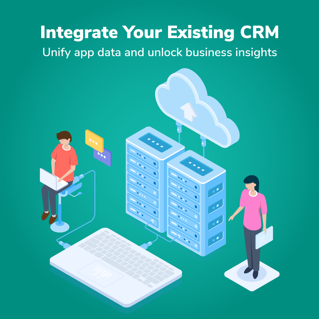 single source of truth for customers. CRM integration, Helpdesk integration, improve agent productivity