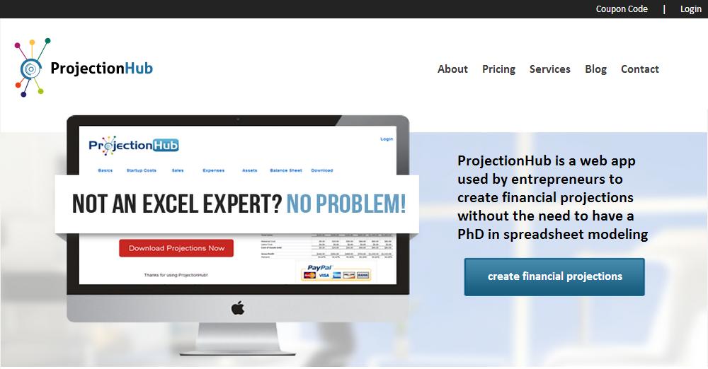 ProjectionHub screenshot