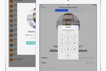 Jibble screenshot: Check in securely with unique passcodes