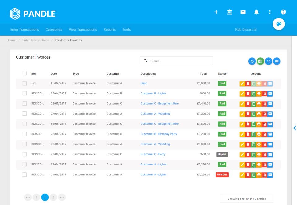 Pandle Software - 4