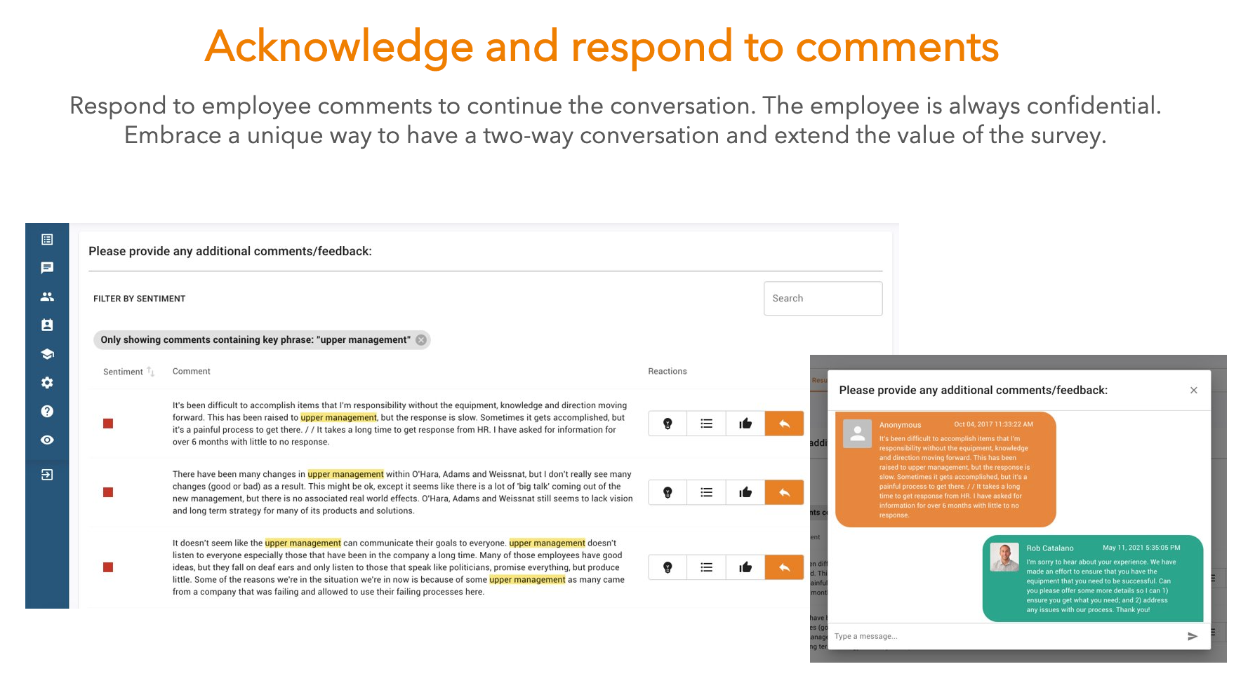 WorkTango Software - Turn Feedback into Active Conversations with Employees