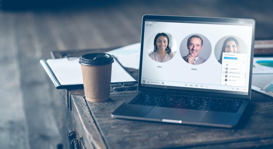 TeamViewer Meeting Software - 2