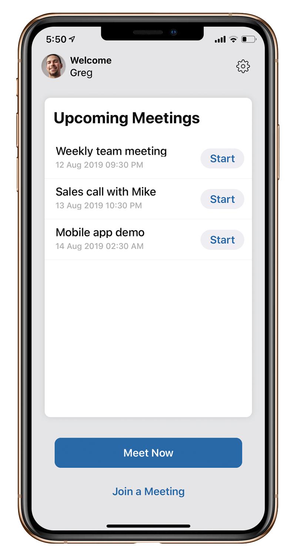 Zoho Meeting Software - 5