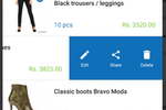 Zencommerce screenshot: Zencommerce products