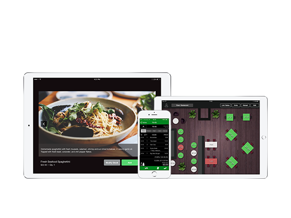 Lightspeed Restaurant - iPad-based Restaurant POS system