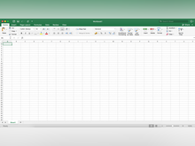 Microsoft Excel Software - 5