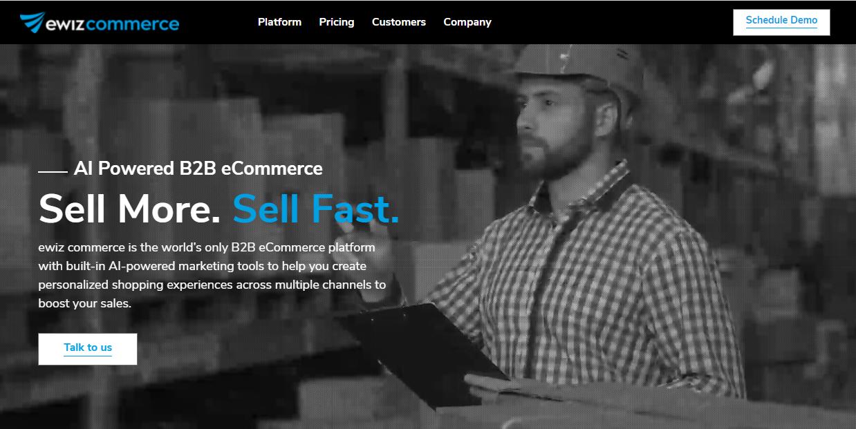 ewiz commerce Software - 1