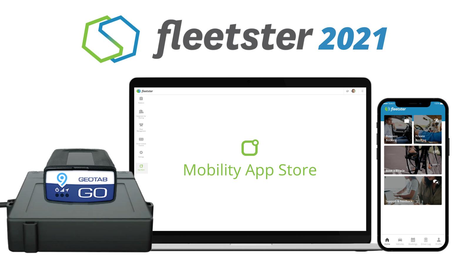 fleetster Fleet Management Portfolio