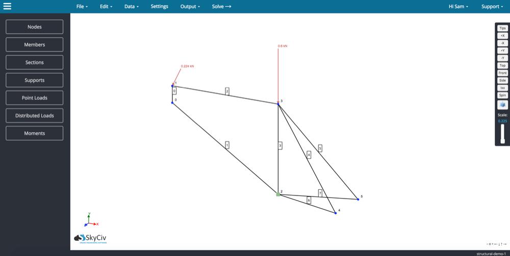 SkyCiv Structural 3D Software - 3