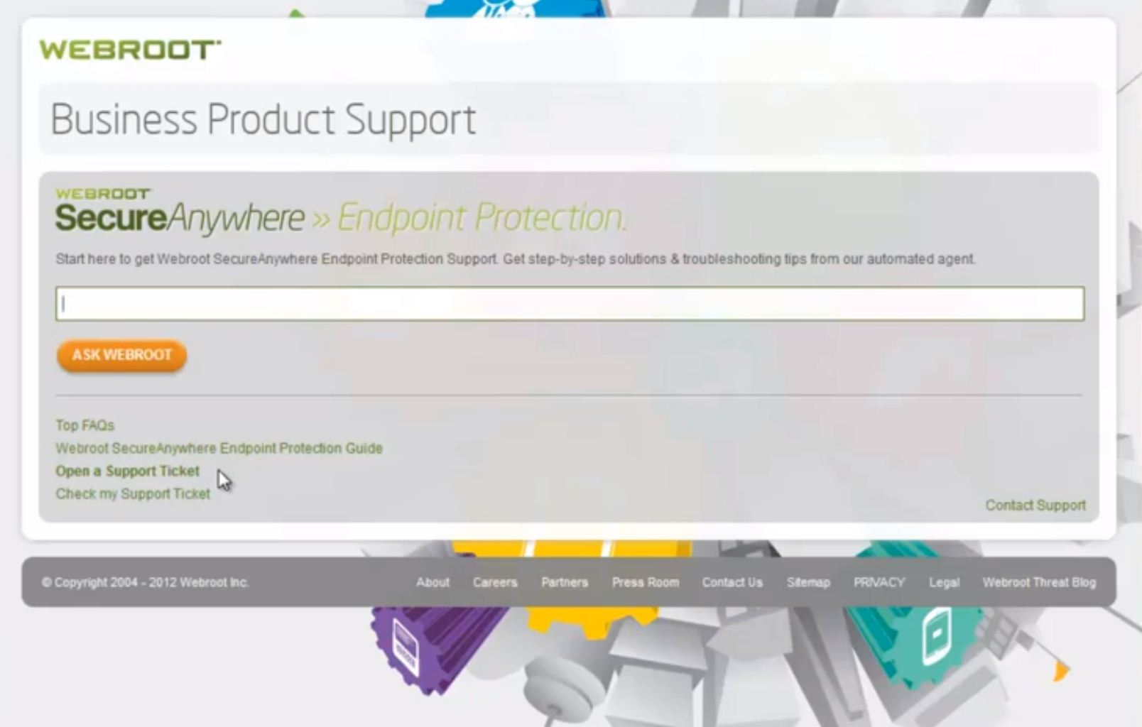 SecureAnywhere Software - 2