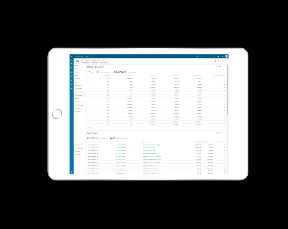 Prospect CRM Software - 3