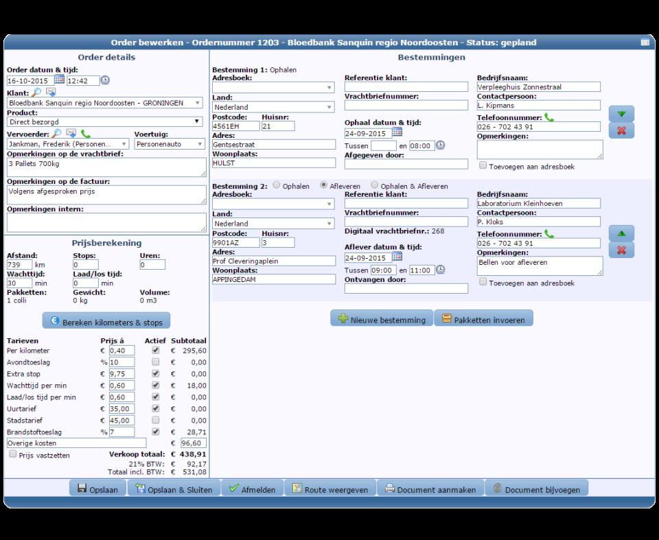 EasyTrans Software - 5