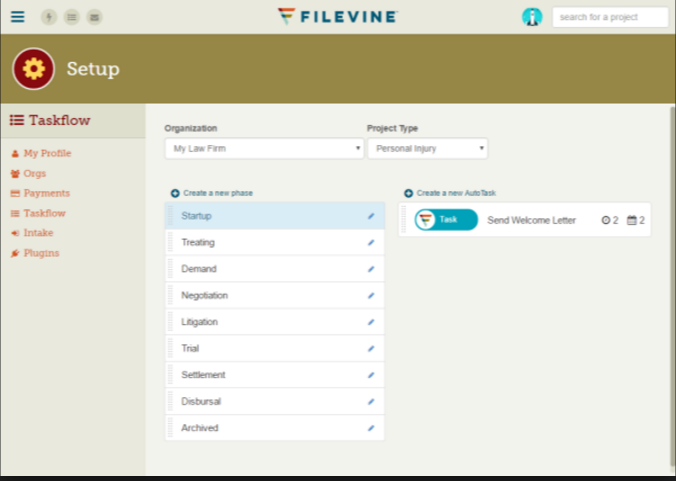 Users can customize the software's settings according to business needs