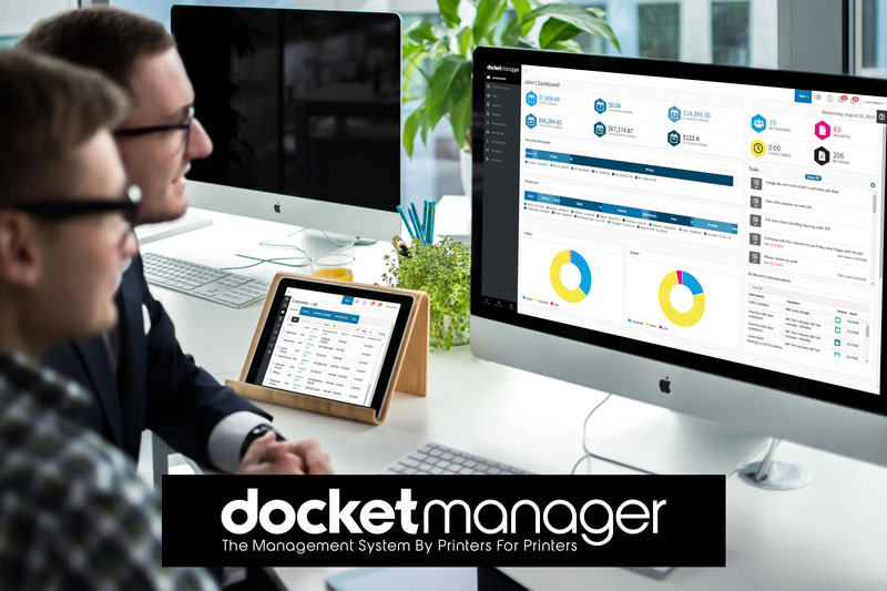 DocketManager is Built By Printers, For Printers.