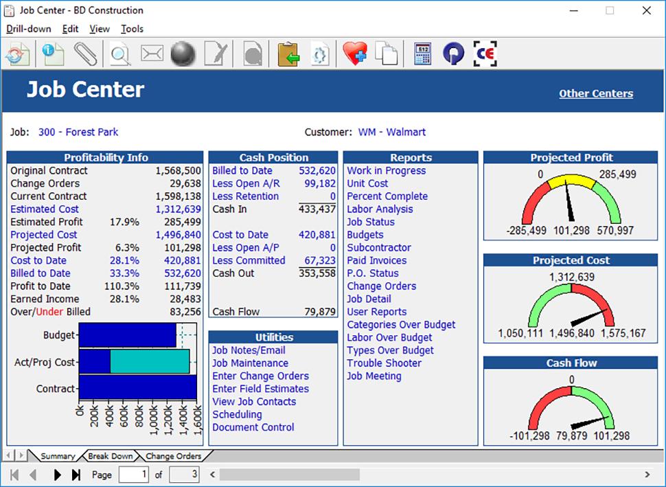 ComputerEase Cloud Software - Job center