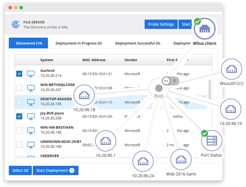 Automatic Discovery and Deployment with Pulseway RMM