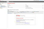 Publitrac screenshot: Email