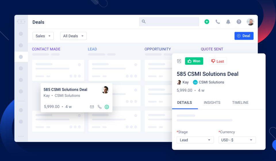Salesmate Software - 1