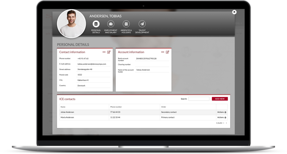 Sympa HR Software - 1