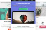 Capture d'écran pour Ungapped : Edit, customize and send email campaigns