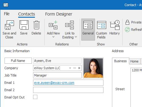 eWay-CRM Software - 1