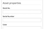 Captura de pantalla de MapYourTag: Survey to update the status of the asset
