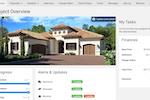 Co-construct screenshot: Builder Dashboard