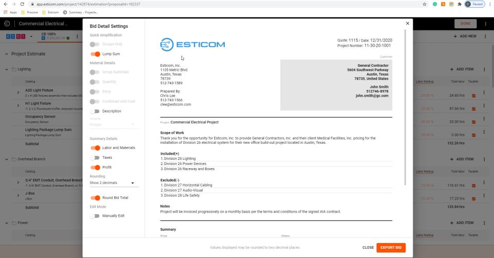 Esticom Software - 3