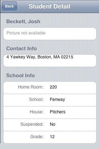 SchoolBrains Mobile App