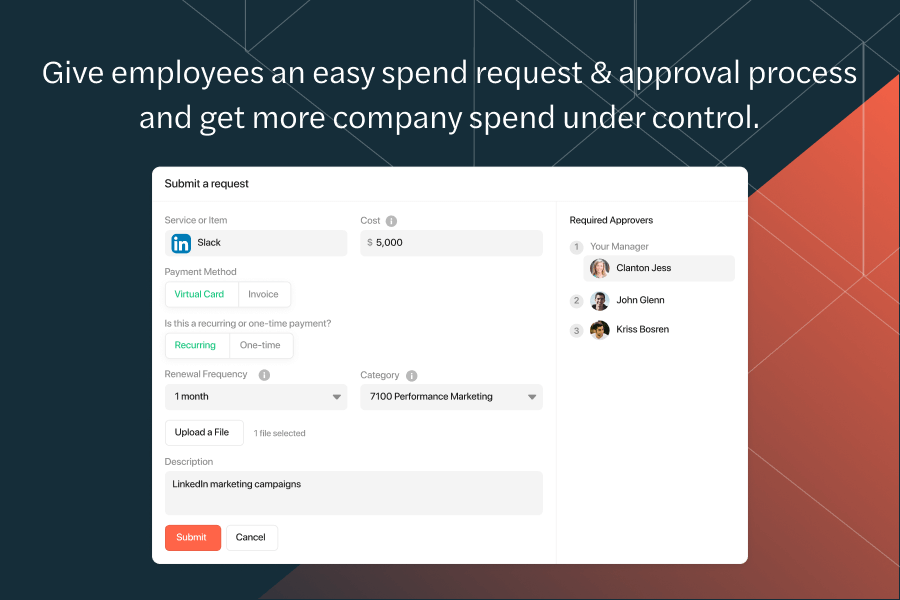 Airbase Software - Spend control