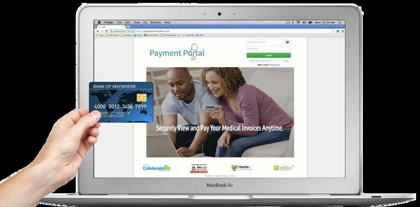 Online Patient Payment Portal