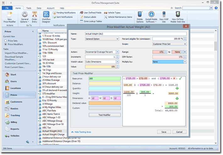 OnTime 360 Software - 5