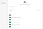 Captura de tela do Leapsome: Learning - ToDo