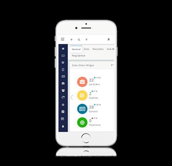 RecruitBPM mobile app