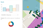 Ecanvasser screenshot: See key metrics and turf analytics to identify key areas