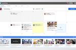 Social HorsePower screenshot: Social HorsePower content dashboard