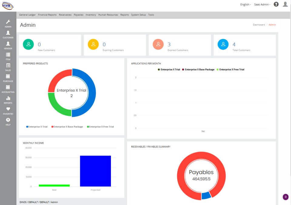 Integral Accounting Enterprise Software - 5