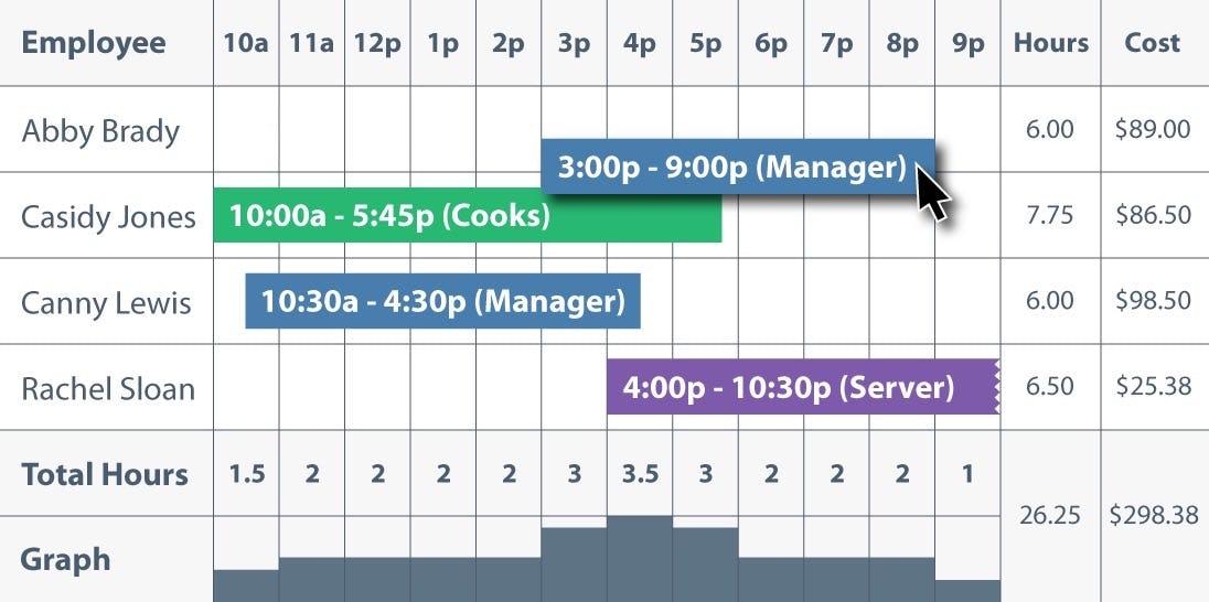 Jolt - Multiple calendars
