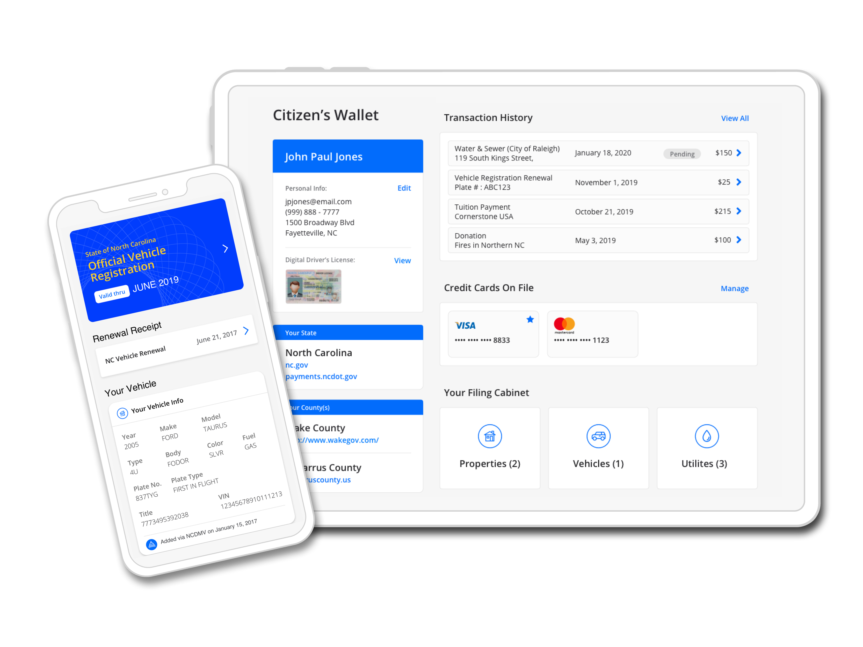 PayIt Digital Wallet
