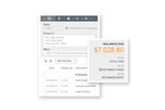 LEAP screenshot: Legal billing